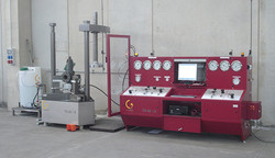 Banco de pruebas Unigrind TS80 S