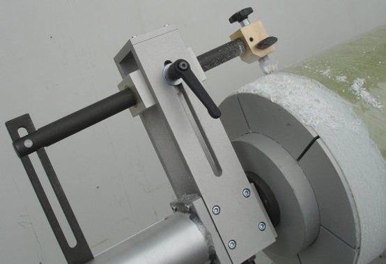 Unigrind Pipe Shaver: Preparación de tubos GRP