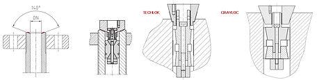 lapeadora para valvulas de asiento conico unigrind KVS-lens