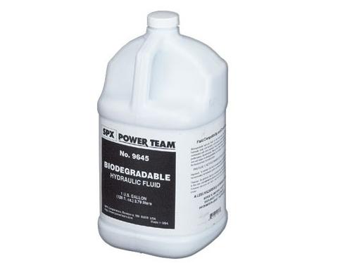 SPX Aceite hidráulico Biodegradable