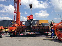 Peinemann Combi lifter 30 T