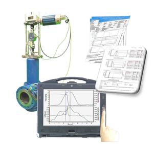 Sistema de prueba de válvulas de seguridad en línea