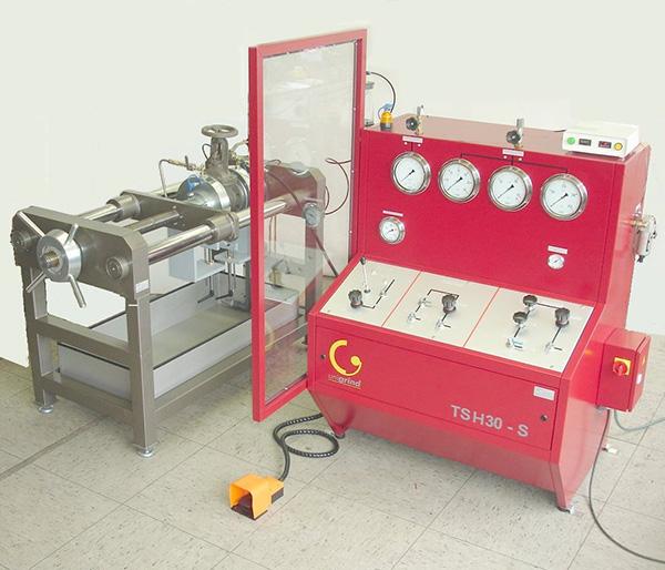 Banco de pruebaUnigrind TSH 30 S