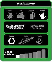 bomba manual serie P