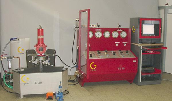 Banco de pruebas Unigrind TS 30