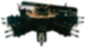 Máquina de refrentar bridas MTF48120