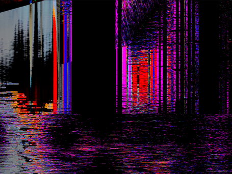 Structures of Cyberspace - Untitled 1