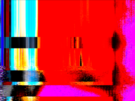 Structures of Cyberspace - Untitled 7