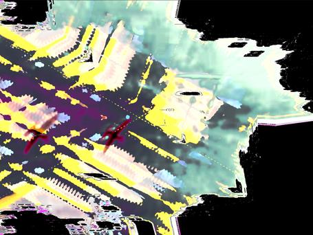 Manipulation of Planetary Perception Series - Untitled 4