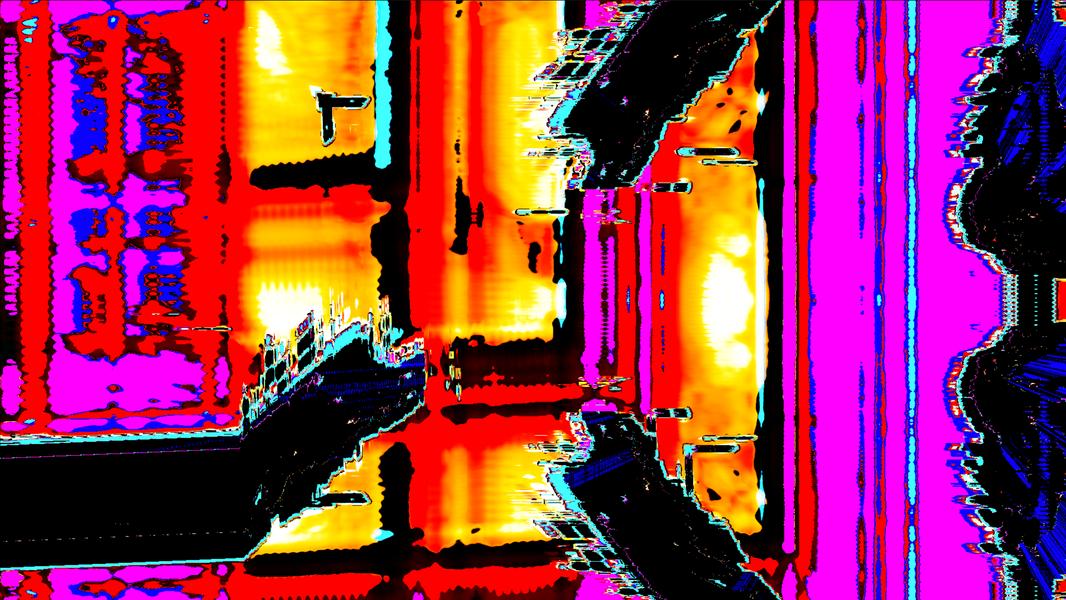 Digital Expressionism Series