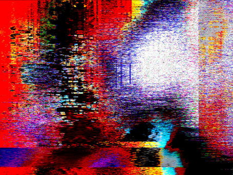 Structures of Cyberspace - Untitled 3