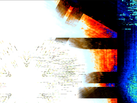 Structures of Cyberspace - Untitled 5