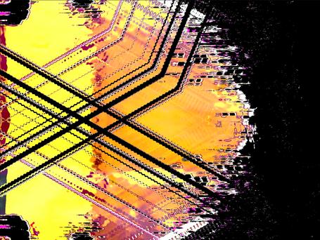 Manipulation of Planetary Perception Series - Untitled 11