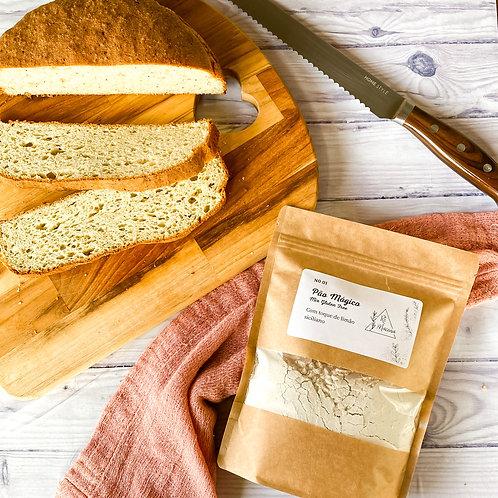 Mix mágico para pão da Rê