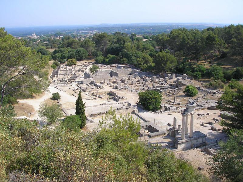 Site antique de Glanum