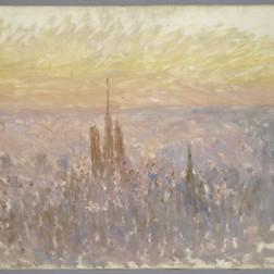 Monet - Vue générale de Rouen