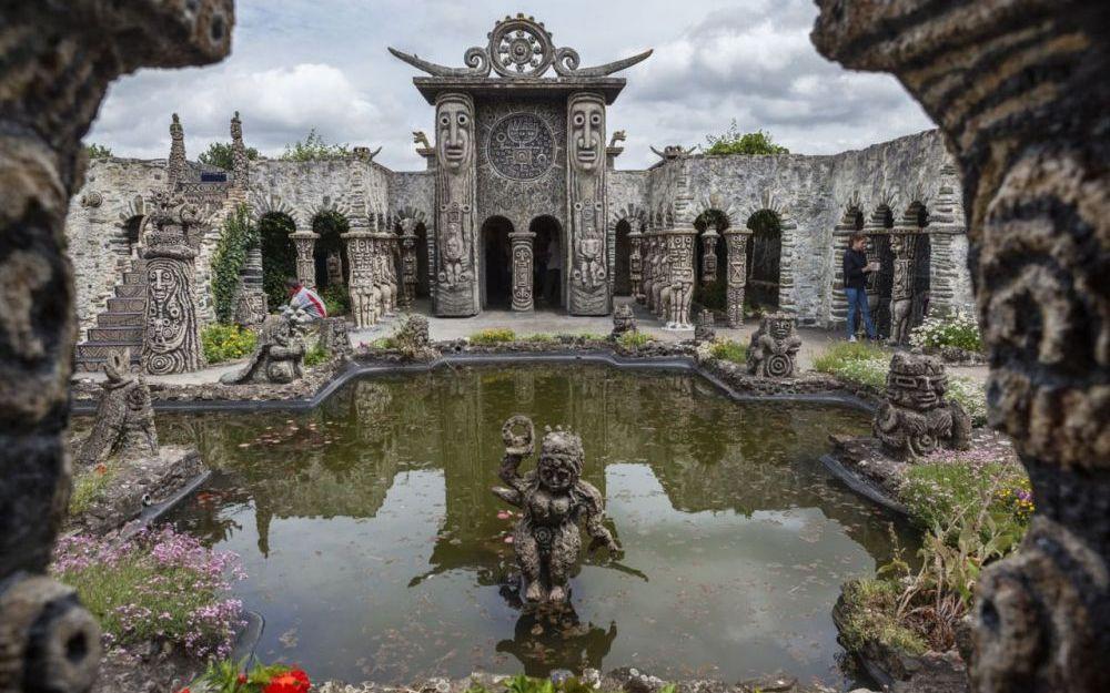 Le jardin des méditations