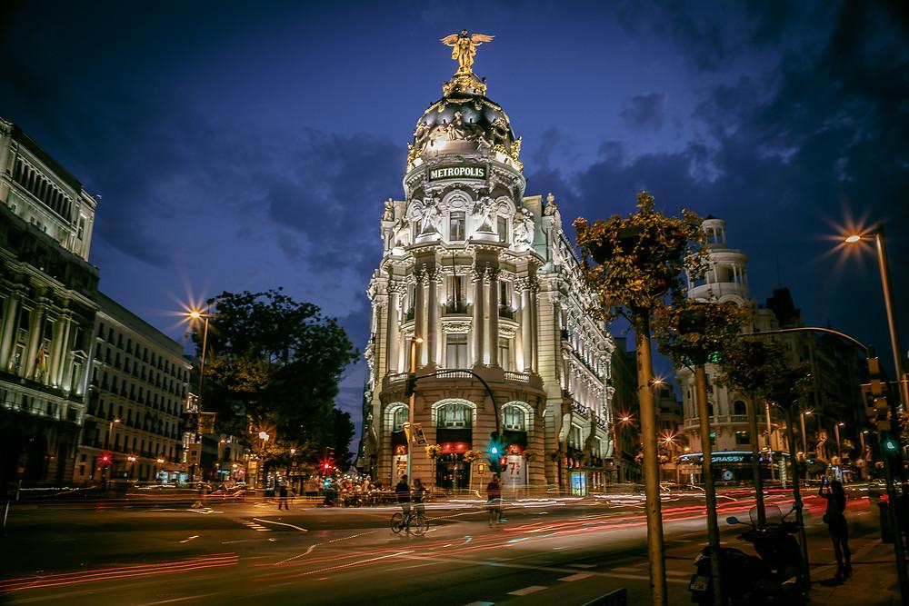 Madrid-expatriation