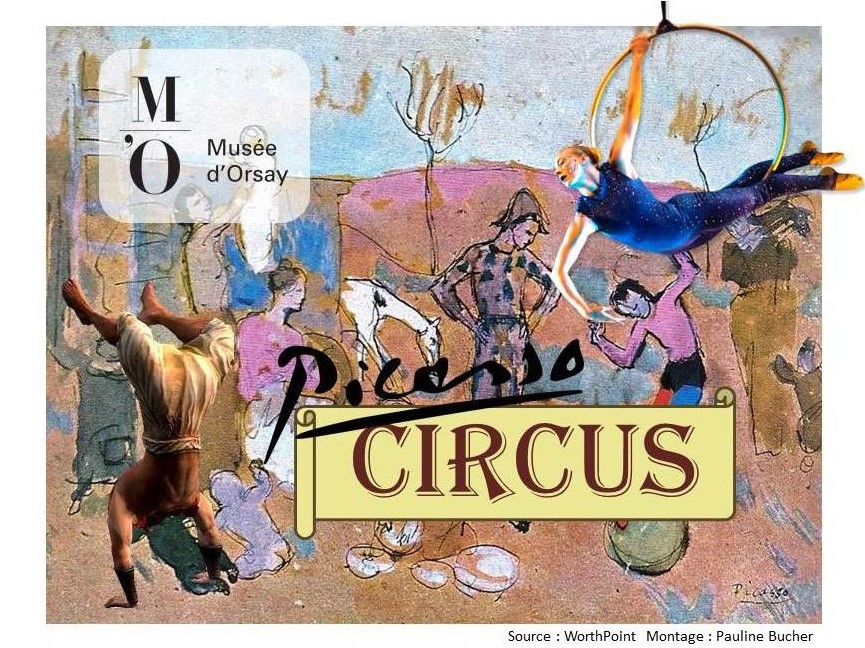 Picasso circus au Musée d'Orsay -