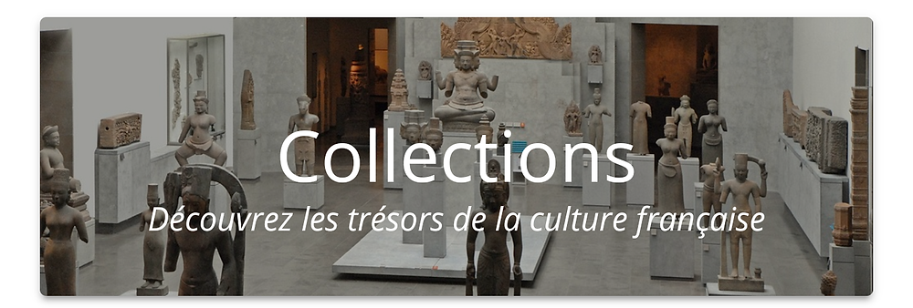 "Bouton ""Collections"""