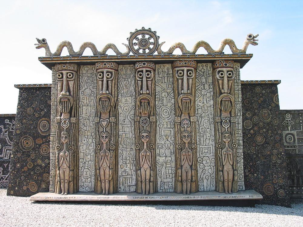 La porte des Géants
