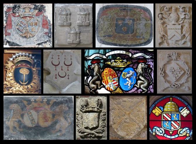 Blasons et armoiries des Falaises du Talou