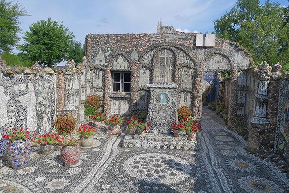 Jardinet de la Maison Picassiette