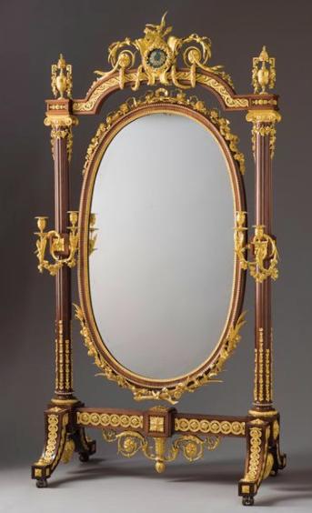 Ô miroir, dis-moi qui est la plus belle de l'empire ?