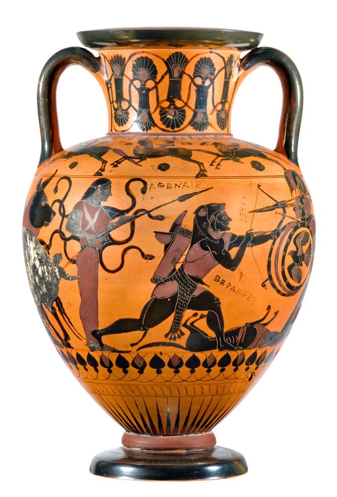 Héraclès se la raconte (1)