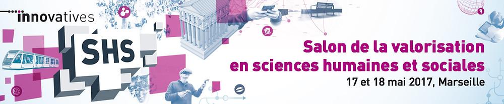 Innovatives SHS, le salon de la valorisation en sciences humaines et sociales