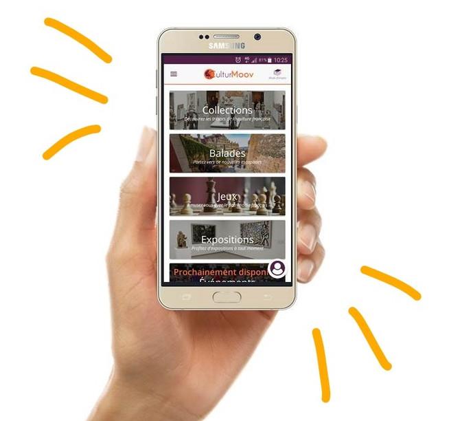 Quoi de neuf sur notre app' ?