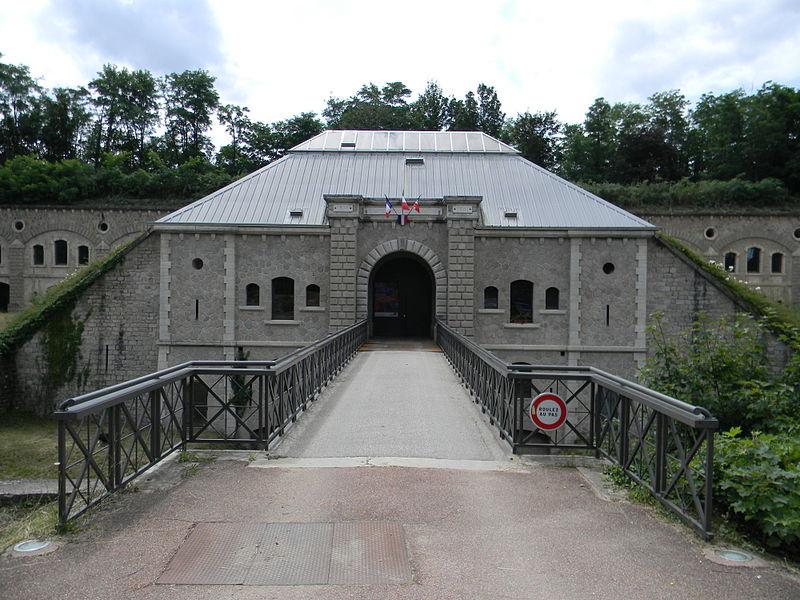 Photo du Fort de Bruissin de Francheville