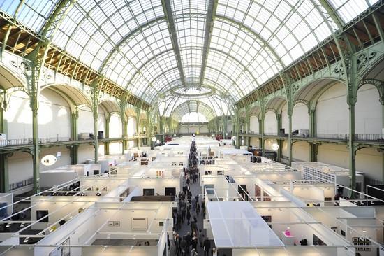Expositions Internationales sous la verrière du Grands Palais