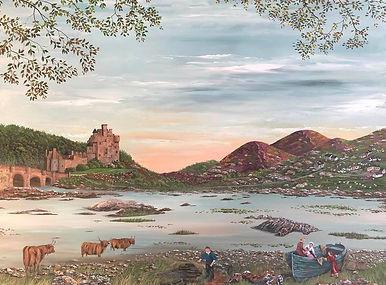 29)Eilean Donan Castle 77025535_10220773