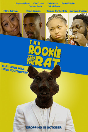 "NEW MOVIE ALERT: ""The Rookie and The Rat"""