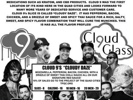 """CLOUD 9's """"EXTRA CLOUDY"""""""