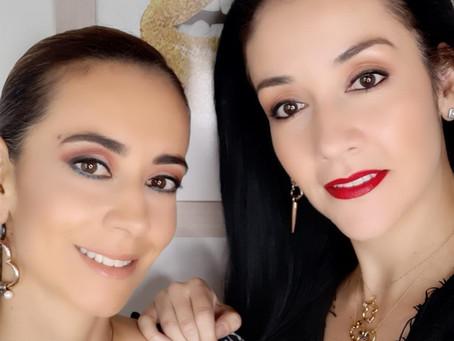 Genuina Make up las grandes empresarias del Make up en Antioquia.