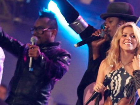 Shakira se apodera de la tabla de skate en 'Girl Like Me' con Black Eyed Peas