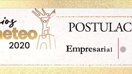 Premios Prometeo 2020