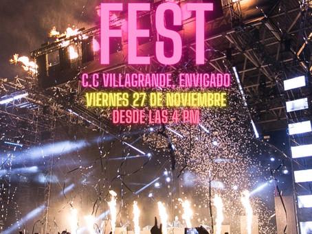 La Séptima Versión del Naranja Music Fest, Un Éxito total!.