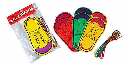 Atar sapatos