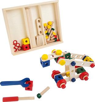 Jogo de construção - Técnico