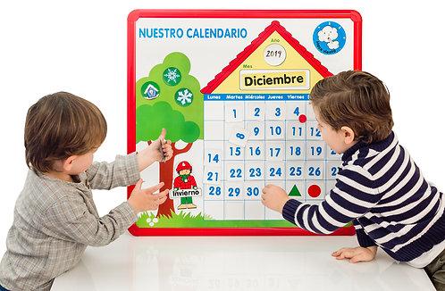 O nosso calendário