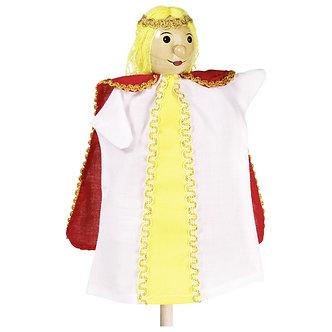 Fantoche de mão - Princesa