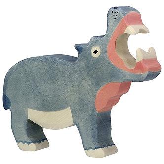 Hipopótamo macho