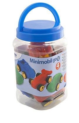 Carros Minimobil Go