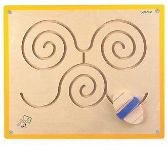 Elemento de parede - Borboleta