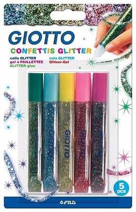 Cola Giotto Glitter Confettis