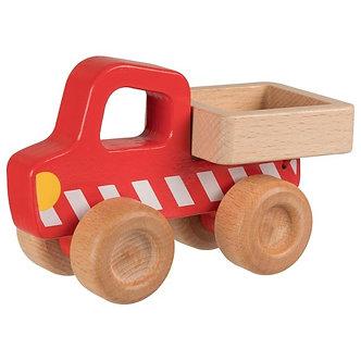 Camião com carroçaria