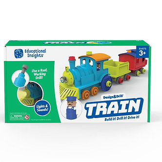 Construção Comboio